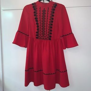 Kate Spade Red Dress - Perfect Condition